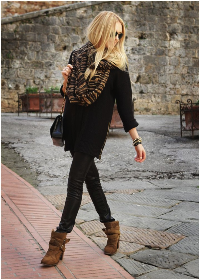 Ankle Boots: It-Girl Love | shopatvoi